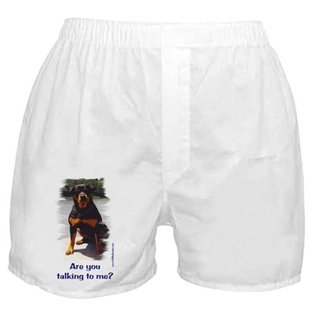Are you talking to me Boxer Shorts
