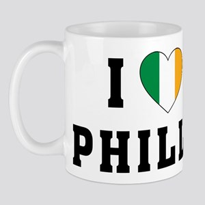 I Love Philly Mug