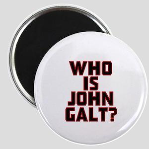 Who Is John Galt Magnet
