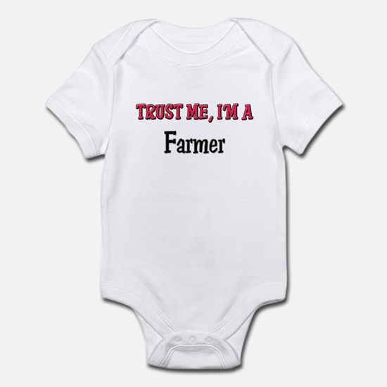 Trust Me I'm a Farmer Infant Bodysuit