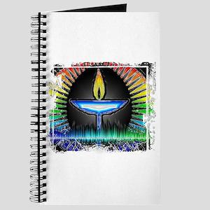 Unitarian Universalist 10 Merchandise Journal