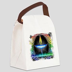 Unitarian Universalist 10 Merchan Canvas Lunch Bag