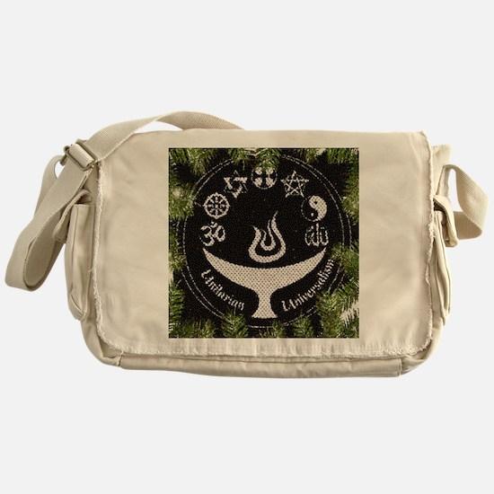 Funny Unitarian universalism Messenger Bag
