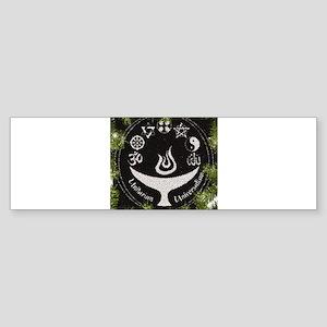 Unitarian Universalist 11 Merchandi Bumper Sticker