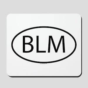 BLM Mousepad