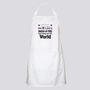 God Beer & the RCAF BBQ Apron