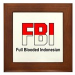 FBI Framed Tile