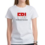 FBI Women's T-Shirt