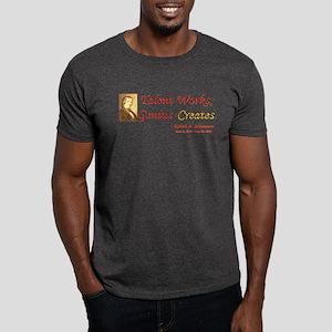 Robert Schumann - Talent and Genius Dark T-Shirt