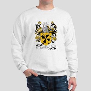 Campbell Coat of Arms Sweatshirt