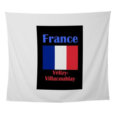 velizy villacoublay france wall tapestry by crankyolddudesworldcities1. Black Bedroom Furniture Sets. Home Design Ideas