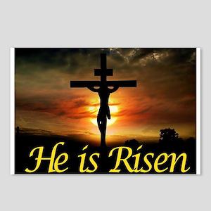 JESUS RISEN Postcards (Package of 8)
