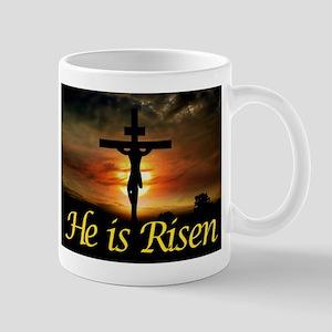 JESUS RISEN Mugs