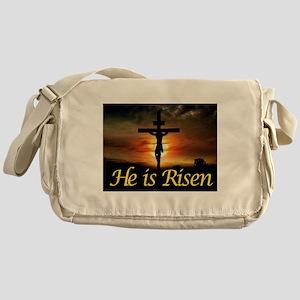 JESUS RISEN Messenger Bag