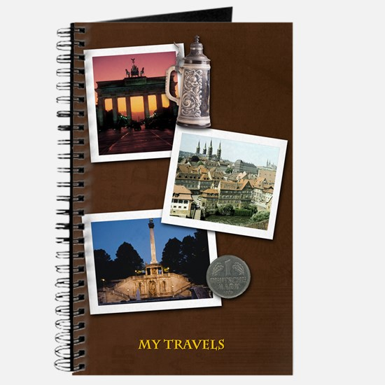 German/Germany Travel Journal