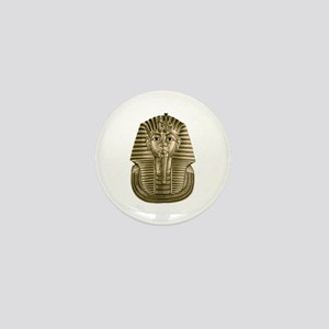 Golden King Tut Mini Button