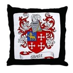 Chase Coat of Arms Throw Pillow