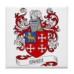 Chase Coat of Arms Tile Coaster