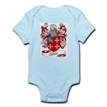 Chase Coat of Arms Infant Creeper