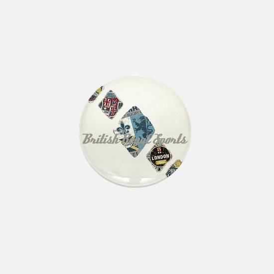 Royal sport Mini Button