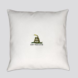 Don't Tread On Me Everyday Pillow