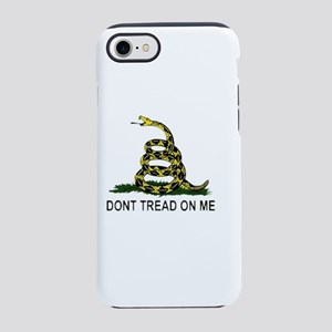 Don't Tread On Me iPhone 8/7 Tough Case
