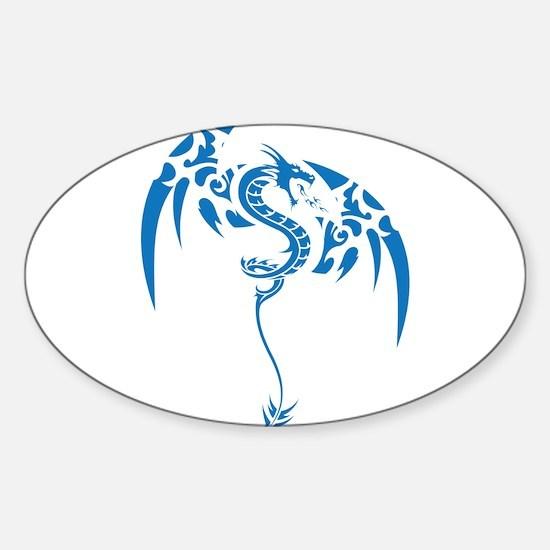 Tribal dragon Decal