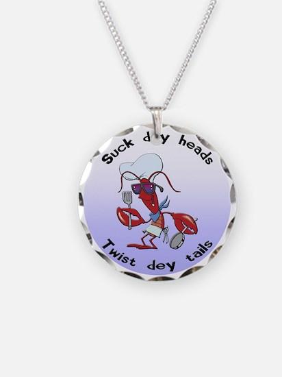 Cajun Crawfish Necklace