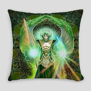 Angel Raphael Everyday Pillow