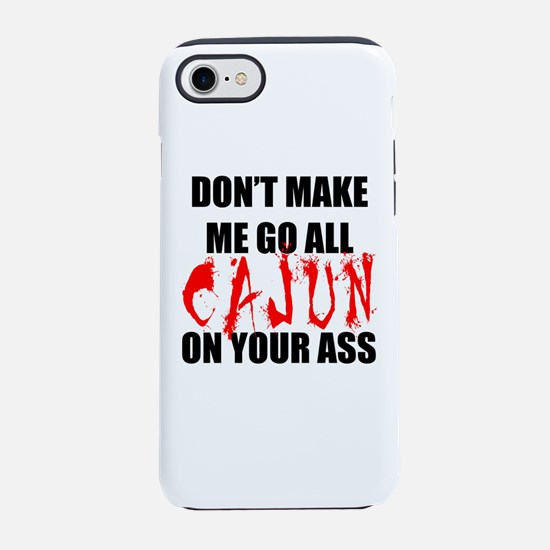 All Cajun iPhone 8/7 Tough Case