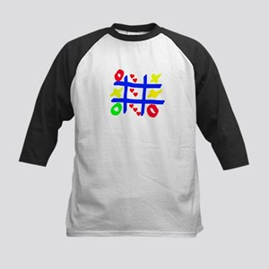 LOVE HUGS AND KISSES Baseball Jersey