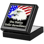 New Pledge Keepsake Box