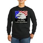 New Pledge Long Sleeve Dark T-Shirt