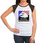 New Pledge Women's Cap Sleeve T-Shirt