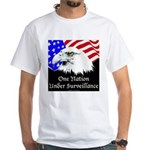 New Pledge White T-Shirt