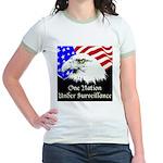 New Pledge Jr. Ringer T-Shirt