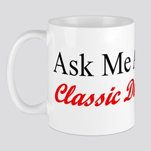"""""""Ask About My Dodge Truck"""" Mug"""