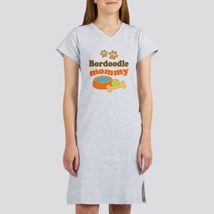 Bordoodle Mom Women's Dark T-Shirt