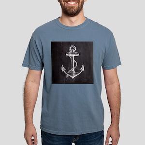 modern nautical anchor T-Shirt