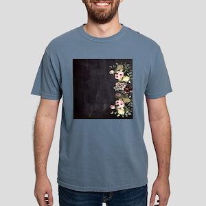 shabby chic flowers T-Shirt