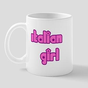 Italian Girl Cute Mug