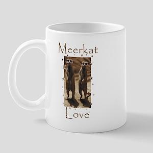 Meerkat Love Mug