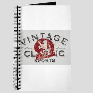 Vintage Classic3 Journal