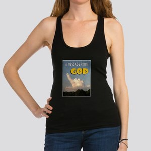 GOD'S MESSAGE Tank Top