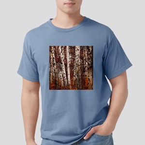 fall landscape birch tree T-Shirt