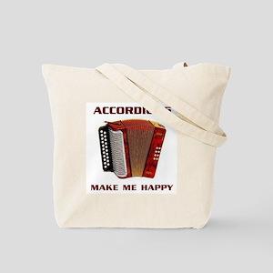ACCORDION Tote Bag