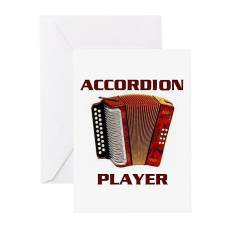 ACCORDION Greeting Cards (Pk of 10)