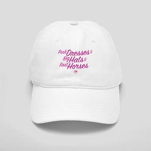 Oaks 144 Pink Dresses Cap