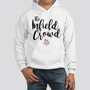 KY Derby 144 Infield Crowd Hooded Sweatshirt