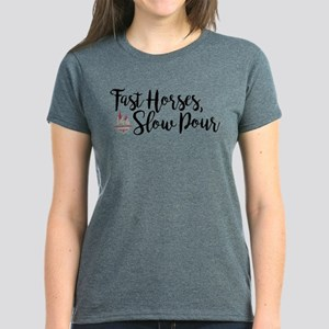 KY Derby 144 Fast Horses Women's Classic T-Shirt
